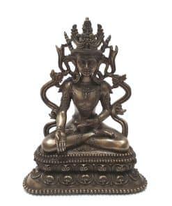 Boeddha beeld Ratnasambhava – 15 cm hoog boeddhabeeld